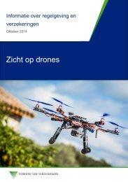 Brochure Zicht op drones