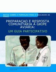 PREPARAÇÃO E RESPOSTA COMUNITÁRIA À GRIPE AVIÁRIA ...