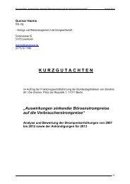 Die Studie von Gunnar Harms - Bundestagsfraktion Bündnis 90/Die ...