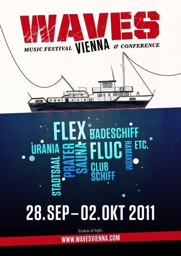 PratEr saUna - Waves Vienna