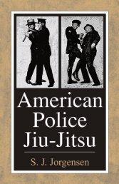 AMERICAN POLICE JI-JITSU - Paladin Press