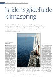 Istidens gådefulde klimaspring (pdf) - Aktuel Naturvidenskab