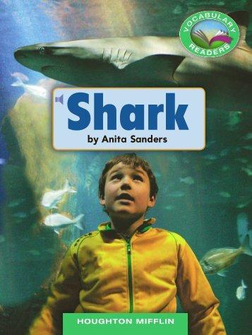 Lesson 11:Shark