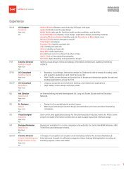 Resume - Adi Ben-Hur