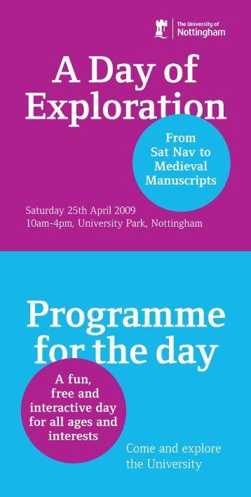 Day of Explorationflier.pdf - Nottingham Asian Arts Council