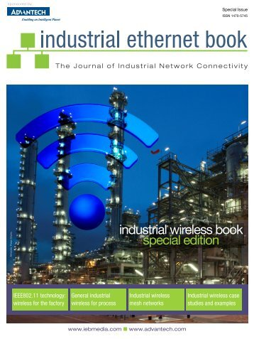 industrial wireless book special edition - Networking ...