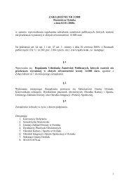 1 ZARZĄDZENIE NR 3/2008 Burmistrza Ozimka z dnia 02-01-2008r ...