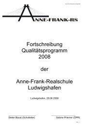 2008 - Anne-Frank-Realschule plus