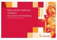 """Pilgern auf dem Jakobsweg """"Via Baltica"""" von Lübeck ... - St. Jacobi"""