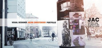 VISUAL DESIGNER JACOB CHRISTENSEN PORTFOLIO