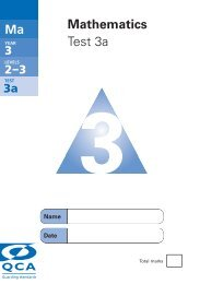 Level 2 - 3 Test 3a