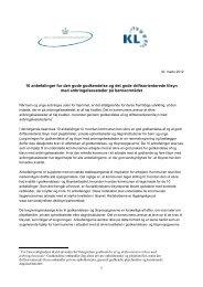 10 anbefalinger for den gode godkendelse og det ... - Servicestyrelsen