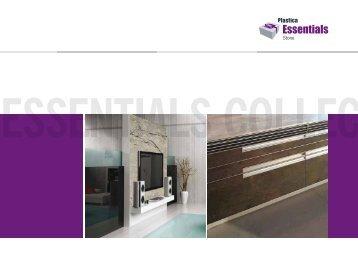 Plastica Brochure Essentials Stone - Hout Import Reuver