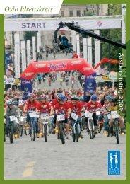 Ã…rsberetning 2009 - Norges idrettsforbund