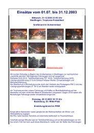 2. Halbjahr - Freiwillige Feuerwehr Bückeburg-Stadt