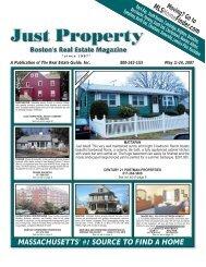 Just Property Metro Boston - MLS Home Finder