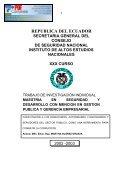 REPUBLICA DEL ECUADOR - Repositorio Digital IAEN - Page 2