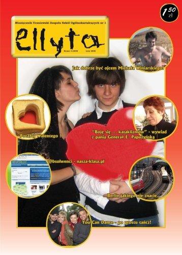 Wydanie 4 2007/2008 - ZSO nr 1