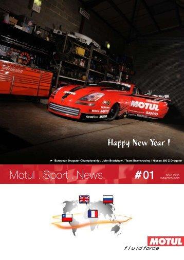 # Motul . Sport . News 01