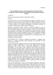Priekšlikums - ES fondi