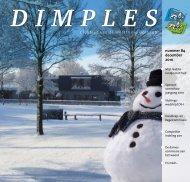 nummer 84 december 2010 Clubblad van de Westfriese Golfclub