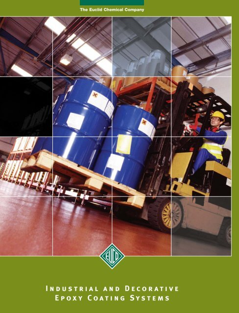 Industrial And Decorative Epoxy Coating Systems - Euclid Chemical ...