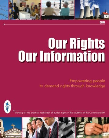 case book.pmd - Commonwealth Human Rights Initiative