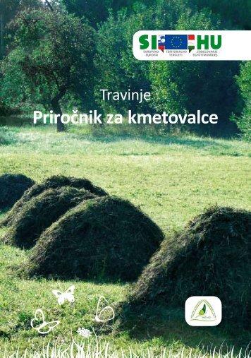 Priročnik za kmetovalce - Őrségi Nemzeti Park