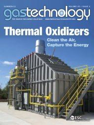 Gas Technology Magazine - Vol. 25 Issue 2, Summer - Energy ...
