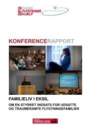 Du kan her læse rapporten fra konferencen - Social
