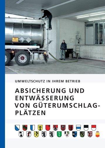 Absicherung und Entwässerung von Güterumschlagplätzen (KVU)