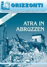 Zusammen gegen Tierversuche! - ATRA