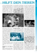 Zusammen gegen Tierversuche! - ATRA - Seite 5