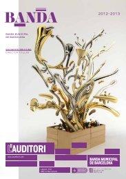 PDF del Llibret de la Temporada 2012-13 - L'Auditori