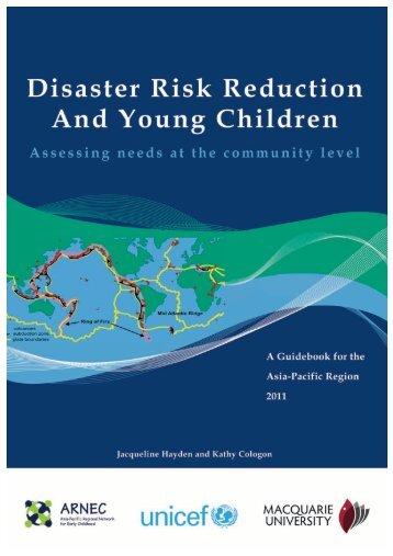 Disaster Risk Reduction and Young Children. Assessing ... - ARNEC