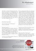 Heft 1/2009 Themen u.a.: Wieder Arbeit, aber wie? - Regenbogen ... - Page 6