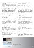 Heft 1/2009 Themen u.a.: Wieder Arbeit, aber wie? - Regenbogen ... - Page 7