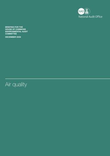 Full report (pdf - 561KB) - National Audit Office