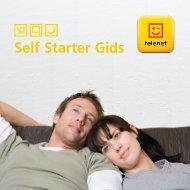 Self Starter Gids - Klantenservice - Telenet