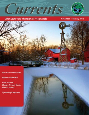 November – February 2012 Elkhart County Parks Information And