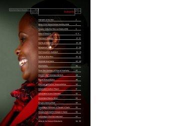 Contents - Kenya Airways