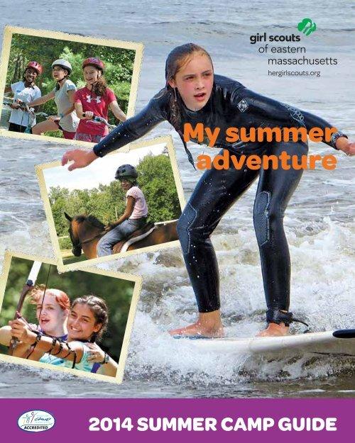 2021 Summer Camp Guide | GSEMA by girlscoutsemass - Issuu