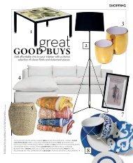 good buys - La Grange Interiors