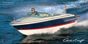 LANCER 20 - Grande Yachts International