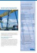 Trimodaler Containerkran Container Terminal Enns (CTE), Österreich - Page 3