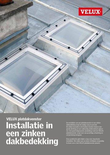 PDF installatie blad - Velux