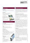 MAXDATA PLATINUM Blade-Server - Seite 7