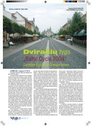 PDF formatu - Baltic Cycle.