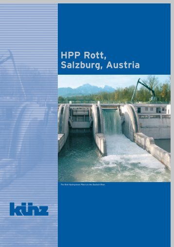 HPP Rott, Salzburg, Austria
