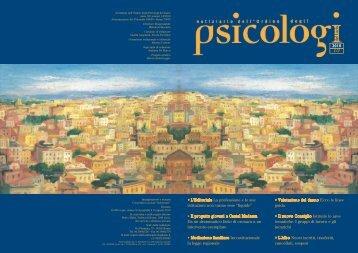 Notiziario n. 1-2/2010 - Ordine degli Psicologi del Lazio